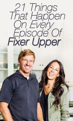 It's hard to not like Chip and Joanna Gaines, from HGTV's 'Fixer Upper', but their show follows a pretty strict script.