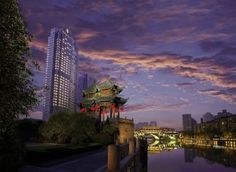 Chinese cities with greatest luxury market potential