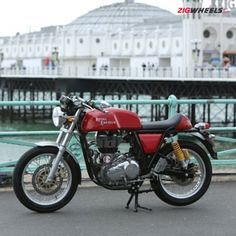 #RoyalEnfield #ContinentalGT launched in India at Rs 2.05 lakh. Read all the details on ZigWheels.com