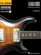 Lead Licks (Softcover Audio Online)