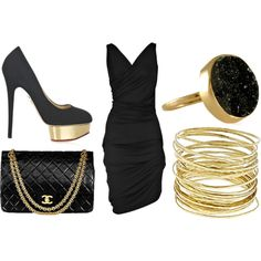 """As usual"" by thegreeneyedc on Polyvore"