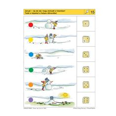 Logico Primo feladatkártyák - Tavasz, nyár, ősz, tél - . kép