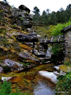 Watermill Walk / Trilho dos Moinhos, Parada, Peneda-Gerês National Park. Click the image to find out more about Portugal's only National Park.