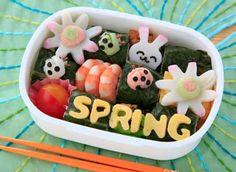 Spring Bento