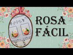 ROSA EM CAMADAS - ADESIVOS DE UNHAS FÁCIL - COMO FAZER - YouTube