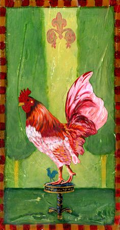 The Royal Chickens brand is original art work and fine art prints that touch the creative heart in everyone. As the artist I invite you to browse and find that unique image. Royal Chicken, Chicken Brands, Chicken Art, Red Rooster, Unique Image, Original Artwork, Fine Art Prints, Creative, Artist