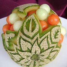 Varios melones