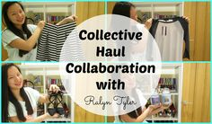 Collective Haul ft.Oliver Bonas, New Look, Boohoo & more | Collab with R...