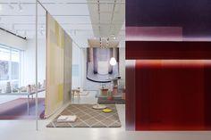 scholten & baijings Hollantilainen designkaksikko.  www.scholtenbaijings.com kuva näyttelystä colour the art institute of chicago