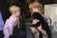 From our Baby Animals program this spring  (c) AMNH/C. Chesek