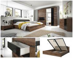 Schlafzimmer Set Indira I