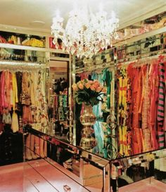 DIY: Dream Closet