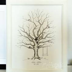 svatební strom / wedding tree