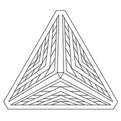 Funny Printable Optical Illusions Coloring Pages  Enjoy Coloring