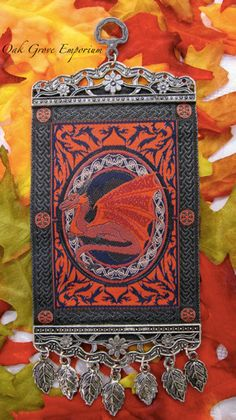 Dragon  Mini Tapestry
