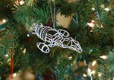 Serenity Christmas ornament, so cute!!