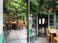 Simple gardening // urban jungle in Antwerp…