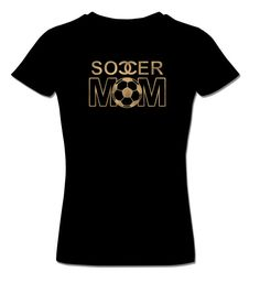 Soccer Mom T shirt Plus Size Clothing Soccer Shirt by MindHarvest, $20.00