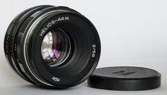 HELIOS 44M M42 58mm f/2.0 Soviet Lens for Zenit Pentax #Zenit