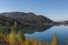 Klopeiner See, River, Mood, Outdoor, Europe, Hiking Trails, Mountains, Vacation, Outdoors