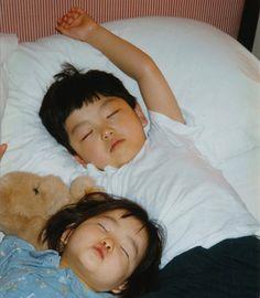 Cute Asian Babies, Korean Babies, Asian Kids, Cute Babies, Twin Babies, Little Babies, Twin Boys, Ulzzang Kids, Ulzzang Couple