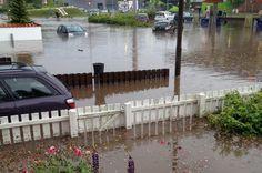 Regn i Svenborg.