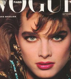 Brooke Shields!