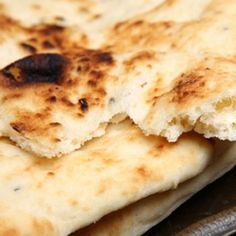 Low carb Naanbrood