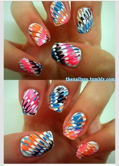 Nails, Nail Art, Shellac, CND shellac, nail artist,