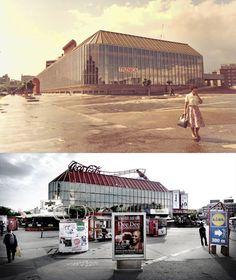 COCA- Bratislava Old Photographs, Old Photos, Bratislava, To Go, Louvre, Aesthetics, Times, Landscape, Retro