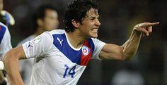 Chile vence a Venezuela y ya son lideres de la CONMEBOL