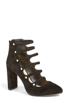 'Davel' Block Heel Pump (Women)