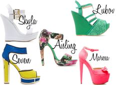 Spring ShoeDazzle Wishlist