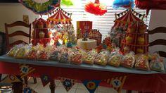 Circus theme...1 year old birthday