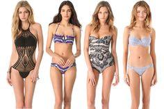 Mejor guía para encontrar el traje de baño perfecto, encuentrala en http://www.1001consejos.com/guia-completa-para-elegir-el-bikini-perfecto