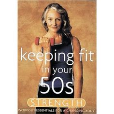 "(Keeping Fit in Your 50s - Strength (2005)) slower but thorough - we speed through the talking Good exercises for those of us out of shape and trying desperately to keep up with the fast paced ""beginner"" exercise DVD's that aren't!... [Click for more info]"
