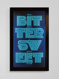 Bitter Sweet by Sawdust