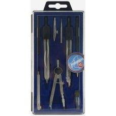 Körző készlet 9 darabos ( 3 Körző ) A701 - 1,390Ft - Körző - Körző készlet