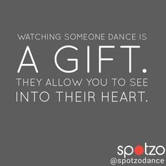 It's quite precious really. When someone dances from the heart the performance is so moving  by Ed Zimbardi http://edzimbardi.com