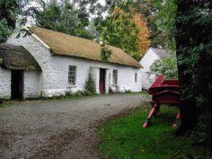 Ulster American Folk Park, Northern Ireland
