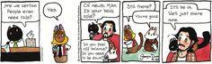 Breaking Cat News by Georgia Dunn for Sep 20, 2017 | Read Comic Strips at GoComics.com