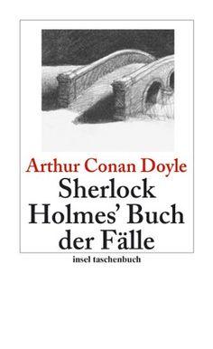 Nr. 36: Sherlock Holmes' Buch der Fälle von Sir Arthur Conan Doyle