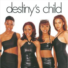"""One of the music industry's most successful group - the original """"Destiny Child"""" - Kelly Rowland LaTavia Roberson LeToya Luckett and Beyonce Knowles Kelly Rowland, Michelle Williams, Chris Brown, Original Destiny's Child, Rap Style, Divas, Indie, Hip Problems, Blues"""