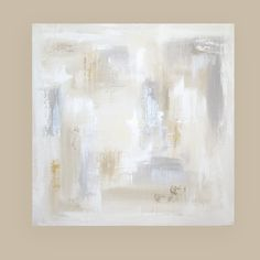"""Art, Large Painting, Original Abstract, Acrylic Paintings on Canvas by Ora Birenbaum Titled: Surreal 6 40x40x1.5"""""""