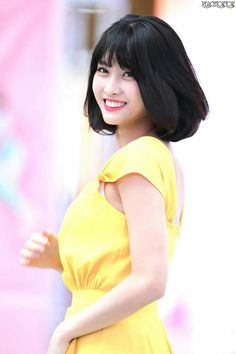 Momo || Hirai Momo || TWICE || WHAT IS LOVE? || FANSIGN EVENT 180429 ||