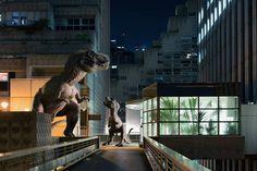 The Wildlife – Quand les dinosaures débarquent à La Défense (image)