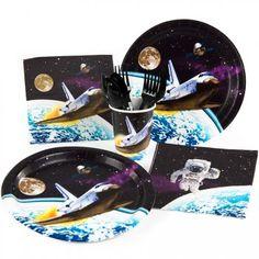 Boîte à fête astronaute - Annikids