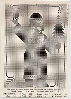 ru / Фото - 8 - ones aunt Donna made Santa Cross Stitch, Cross Stitch Love, Cross Stitch Alphabet, Cross Stitch Samplers, Cross Stitch Finishing, Counted Cross Stitch Patterns, Cross Stitch Charts, Cross Stitch Designs, Cross Stitching