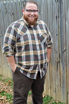 Did you know Ball and Buck makes their Hunter's Shirt collection with sizes to 3XL? We put one to the test - see what we found AND get a special something for Chubstr readers only: http://chubstr.com/2013/style/ball-buck-hunters-shirt-collection-3xl/