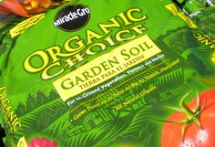Organic Soil which is 100% Sustainable